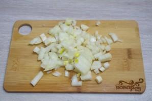 Сырный суп с плавленым сыром - фото шаг 2