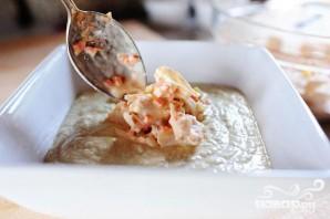 Гаспачо с крабовым салатом - фото шаг 6