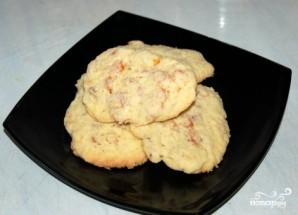 Песочное печенье с курагой - фото шаг 6