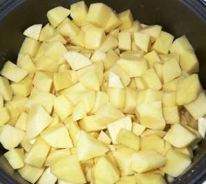 Томатный суп в мультиварке - фото шаг 2
