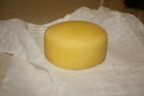 Сыр чеддер в домашних условиях - фото шаг 9