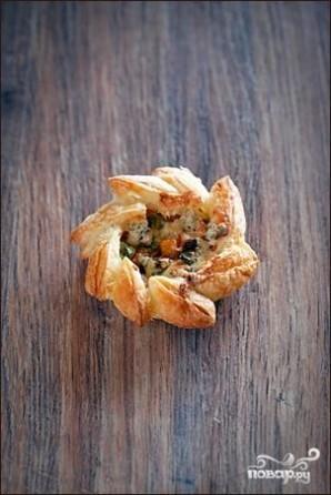 Пирожки с тыквой - фото шаг 6