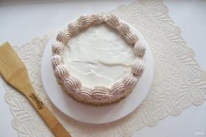 Сметанный торт с грецкими орехами - фото шаг 16