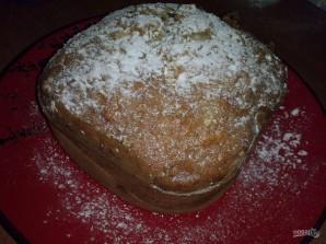Кекс с яблоками в хлебопечке - фото шаг 7