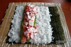 Суши запеченные - фото шаг 6