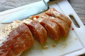 Свиные ребра в соусе с оливками - фото шаг 2