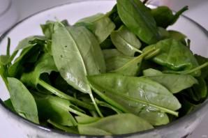 Холодный суп щавелевый - фото шаг 1