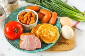 Ирландский завтрак - фото шаг 1