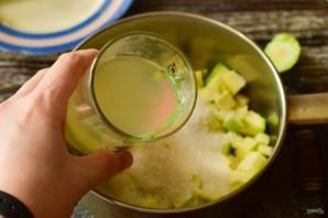 Варенье из кабачков с ананасовым соком - фото шаг 4