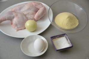 Суп с лапшой по-татарски - фото шаг 1