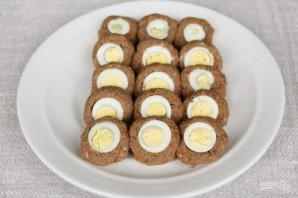 Печеночный паштет с яйцами - фото шаг 10