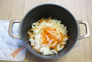 Салат из кабачков с рисом на зиму - фото шаг 3