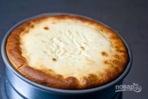 Пирог с яблоками и сливочным сыром - фото шаг 6
