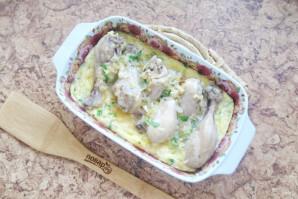 Курица по-арабски - фото шаг 14
