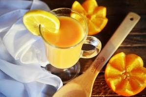 Апельсиновый коктейль - фото шаг 4