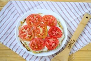 Кабачковый торт с помидорами - фото шаг 13