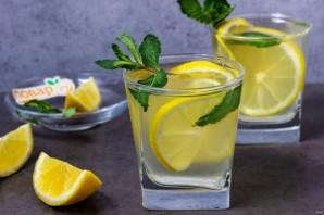 Лимонно-мятный квас - фото шаг 5