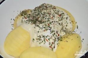 Картошка с сыром в мультиварке - фото шаг 2