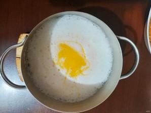 Лимонный  тарт с меренгой - фото шаг 6