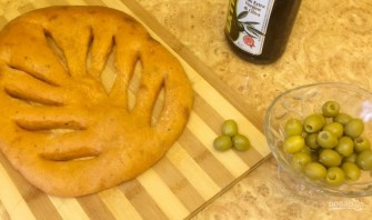 "Французский хлеб ""Фугас"" - фото шаг 8"