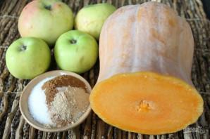 Тыквенно-яблочное повидло - фото шаг 1