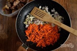 Курица с рисом и овощами по-каталонски - фото шаг 3