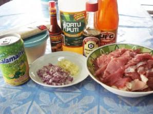 Филиппинский барбекю - фото шаг 1