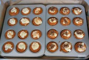 Вкусные тыквенные кексы - фото шаг 11