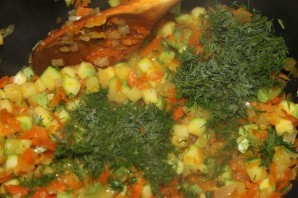 Кабачки в сметанном соусе - фото шаг 5