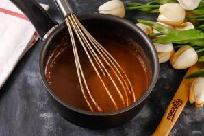 Домашняя шоколадная паста без яиц - фото шаг 5