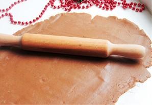 Шоколадное имбирное печенье - фото шаг 6