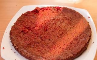"Торт ""Красный бархат"" без красителя - фото шаг 6"