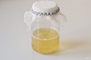 Чайный гриб в домашних условиях - фото шаг 3