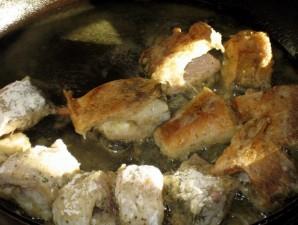 Рыба, жаренная в муке - фото шаг 5
