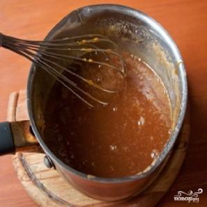 Карамельный соус - фото шаг 3