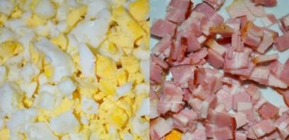 Корзинки из сыра - фото шаг 2