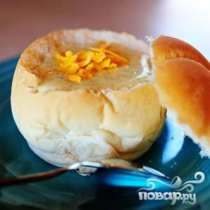 Нежный сырный суп с брокколи - фото шаг 6