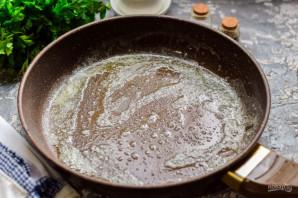 Омлет на сливочном масле - фото шаг 4