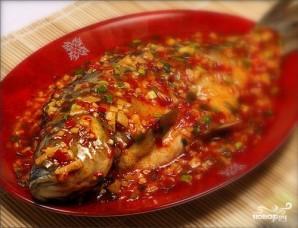 Рыба по-сычуаньски - фото шаг 8