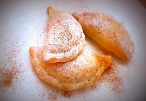 Пирожки с творогом и яблоками - фото шаг 5