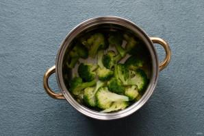 Салат из свеклы и брокколи - фото шаг 4