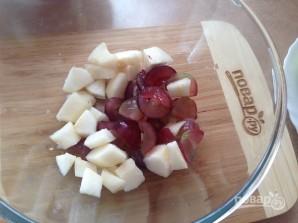 Фруктовый салат с кускусом - фото шаг 3