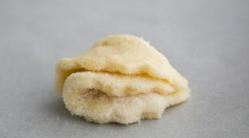 Песочное печенье с творогом - фото шаг 9