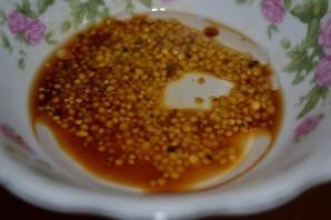 Сытный салат  - фото шаг 6