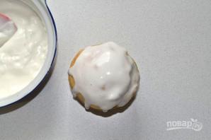 Глазурь для пасхальных куличей без белков - фото шаг 11