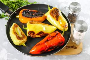 Жареный болгарский перец в маринаде - фото шаг 3