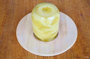 Кабачки в ананасовом соке на зиму - фото шаг 7