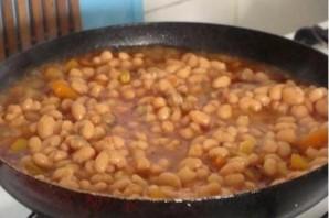 Рагу из фасоли с овощами - фото шаг 3