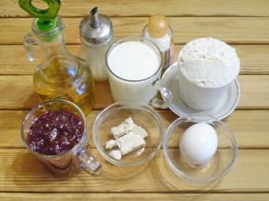 Пирог открытый с вареньем - фото шаг 1