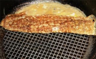Омлет для суши - фото шаг 4